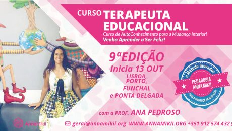 Terapeuta Educacional 2018 Ana Pedroso
